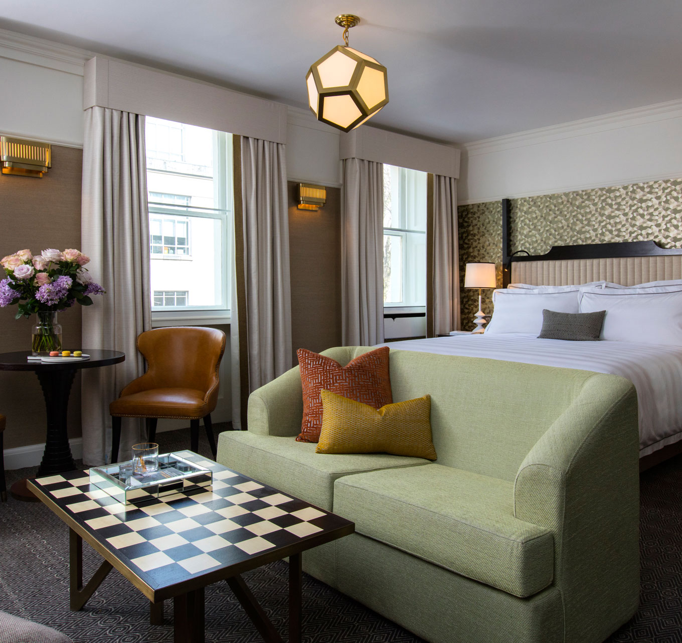 Zimmer im Boutiquehotel The Academy London Westend
