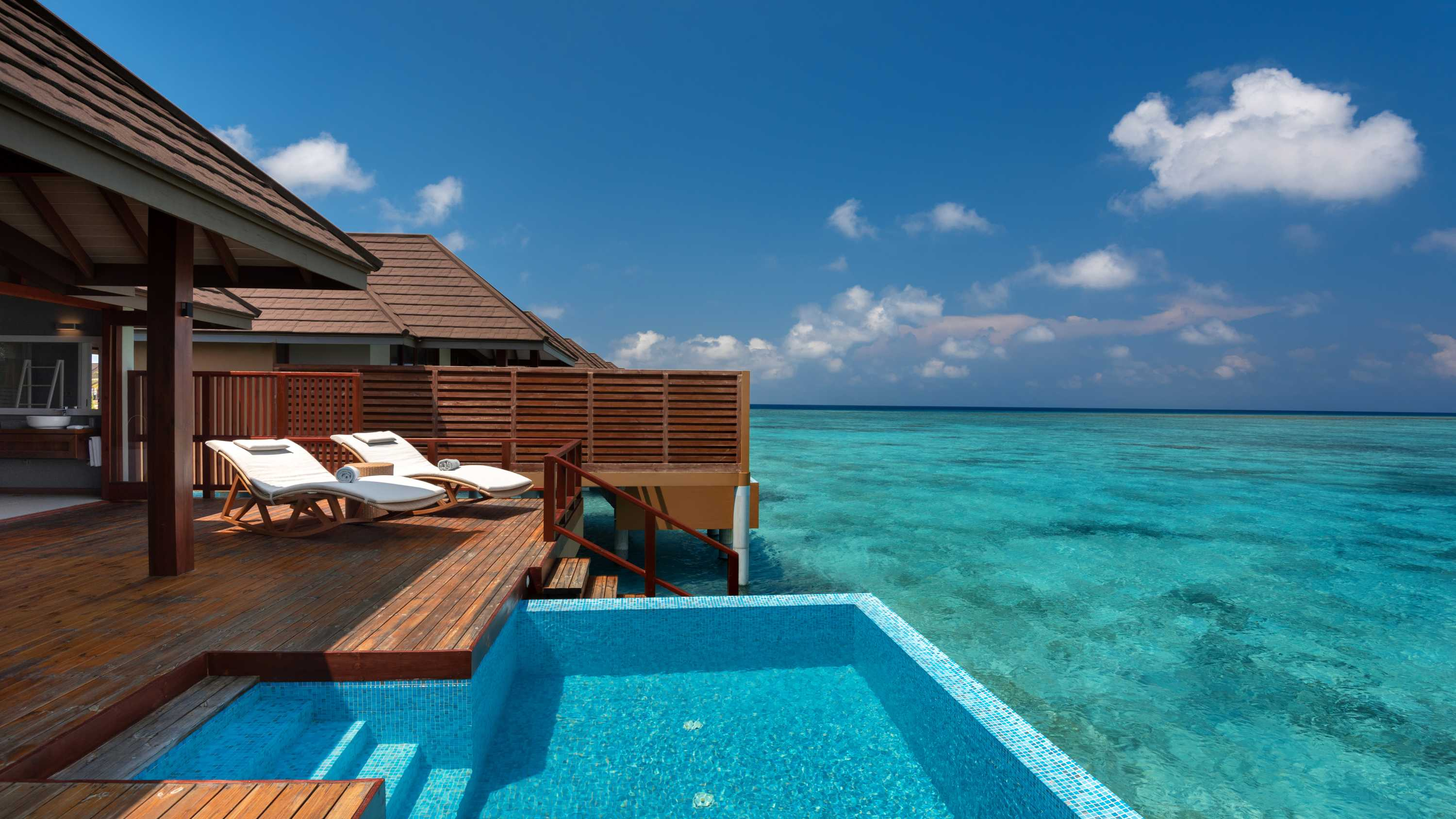 Overwater Villa Varu by Atmosphere Malediven All Inclusive
