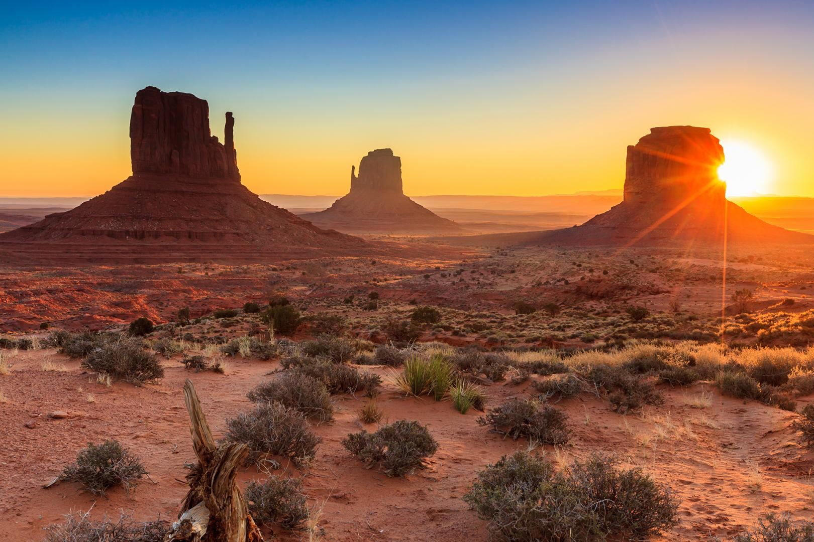 Monument Valley USA-Trip